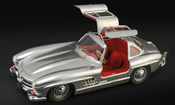 MERCEDES BENZ 300SL GULL WING VOITURE MAQUETTE A CONSTRUIRE I3612 ITALERI SYRACOM MODELISME ESLETTES ROUEN NORMANDIE