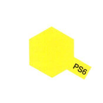 PS6 PEINTURE TAMIYA BOMBE POLYCARBONATE AEROSOL 86006 SYRACOM MODELISME ESLETTES ROUEN NORMANDIE