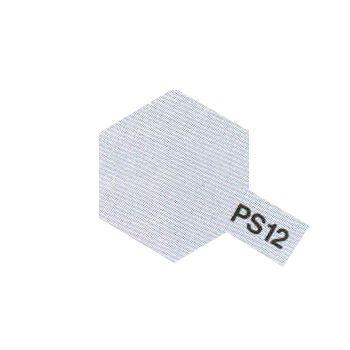 PS12 PEINTURE TAMIYA ARGENT 86012 CAROSSERIE POLYCARBONATE SYRACOM MODELISME ESLETTES ROUEN NORMANDIE