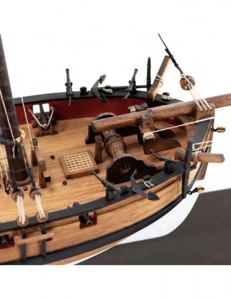 bateau a construire amati voilier kit lady nelson modelisme rouen normandie syracom