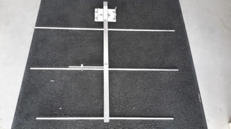 ANT VHF 145MhZ TONA ITA TONNA WIMO SYRACOM RADIOCOMMUNICATION NORMANDIE ESLETTES F5ETL RADIOAMATEUR