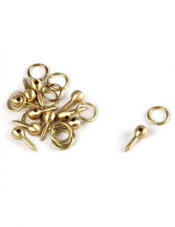 accastillage amati anneaux avec piton B b4005.04 syracom modelisme eslette rouen normandie