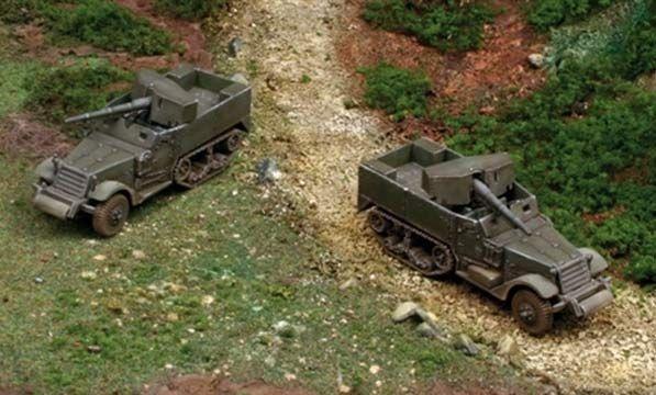 MAQUETTE ITALERI I7510 M3 76mm Gun Motor Carriage  MILITARIA SYRACOM MODELISME ESLETTES ROUEN NORMANDIE