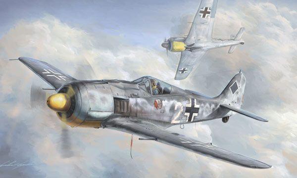MAQUETTE ITALERI  I2751 Focke Wulf Fw190A-8 SYRACOM MODELISME ESLETTES ROUEN NORMANDIE