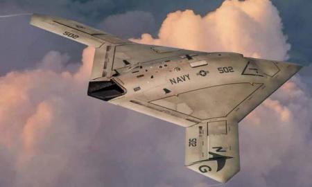 I1421 maquette italeri x-47b avion aile volante navy 502 syracom modelisme eslettes rouen normandie