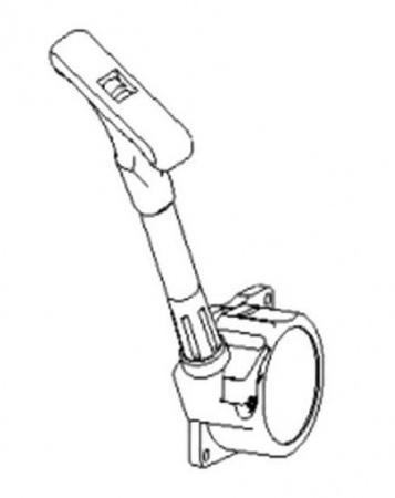 LANCEUR TIRETTE GO-21  PRO MRC RC850-315 VOITURE RADIOCOMMANDEE SYRACOM MODELISME ESLETTES ROUEN NORMANDIE