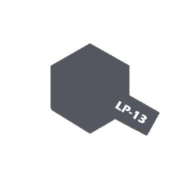 PEINTURE LAQUEE TAMIYA LP-13 GRIS MARINE JAP. SASEBO ACRYLIQUE POT 10ML MAQUETTE SYRACOM MODELISME ESLETTES ROUEN NORMANDIE