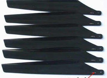 PALES HELICO ESKY 000284 PLASTIC BLADE B SYRACOM MODELISME ESLETTES ROUEN NORMANDIE