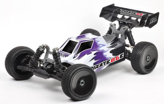 PIRATE BUGGY TOUT-TERRAIN VOITURE BRUSHLESS T4792 T2M VERSION RTR 2.4GHZ SYRACOM ESLETTES