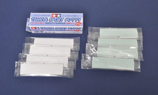 MASTIC TAMIYA EPOXY PUTTY LISSE 87145 SYRACOM MODELISME ESLETTES ROUEN NORMANDIE