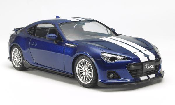 subaru BRZ Street custom echelle 1 24 tamiya 24336 maquette a coller syracom modelisme eslettes rouen normandie