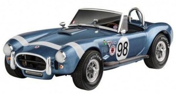 maquette voiture a construire model cobra 289 revell 4009867669 syracom modelisme eslettes rouen normandie