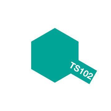 PEINTURE TAMIYA TS102 BLEU COBALT SYRACOM MODELISME ESLETTES ROUEN NORMANDIE