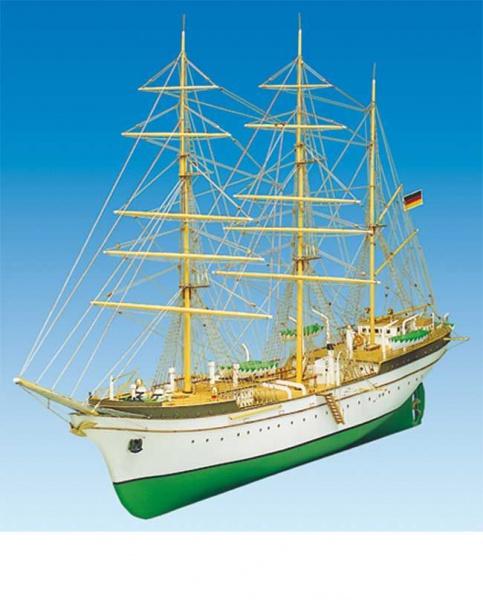maquette bateau voilier gorch fock s068754 syracom modelisme eslettes rouen normandie