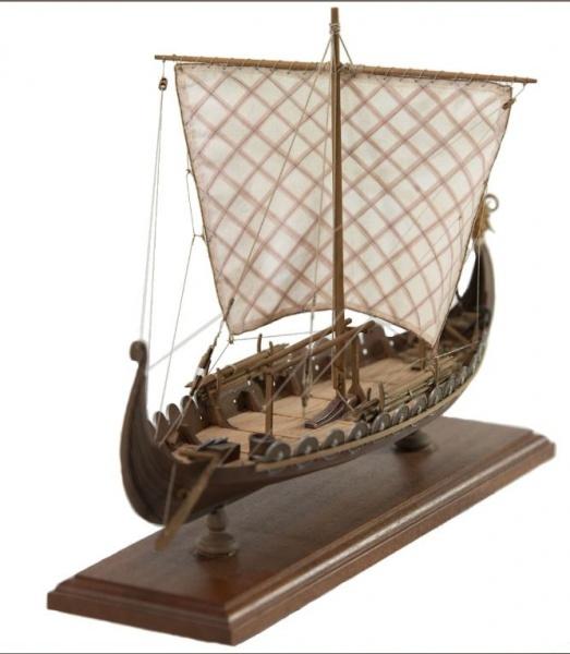 bateau maquette vicking amati b1406 01 syracom modelisme eslettes rouen normandie