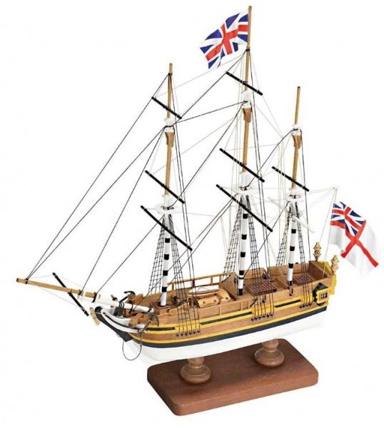 HMS BOUNTY AMATI A600.04 MAQUETTE BATEAU A CONSTRUIRE BOIS