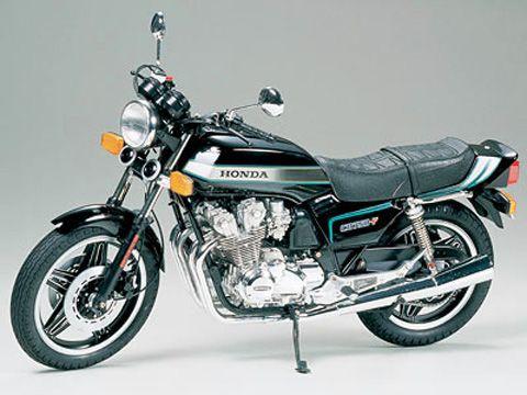 MOTO MAQUETTE HONDA CB750F TAMIYA 16020 ECHELLE 1-6 SYRACOM MODELISME ESLETTES ROUEN NORMANDIE