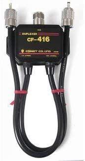 DUPLEXEUR 2671B CF-416 COMET 350-540 SYRACOM RADIOCOMMUNICATION