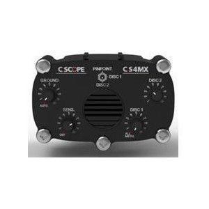 DETECTEUR DE METAUX CS 4 MX-i SCOPE syracom aeromodelisme radiocommunication sav icom yaesu xp