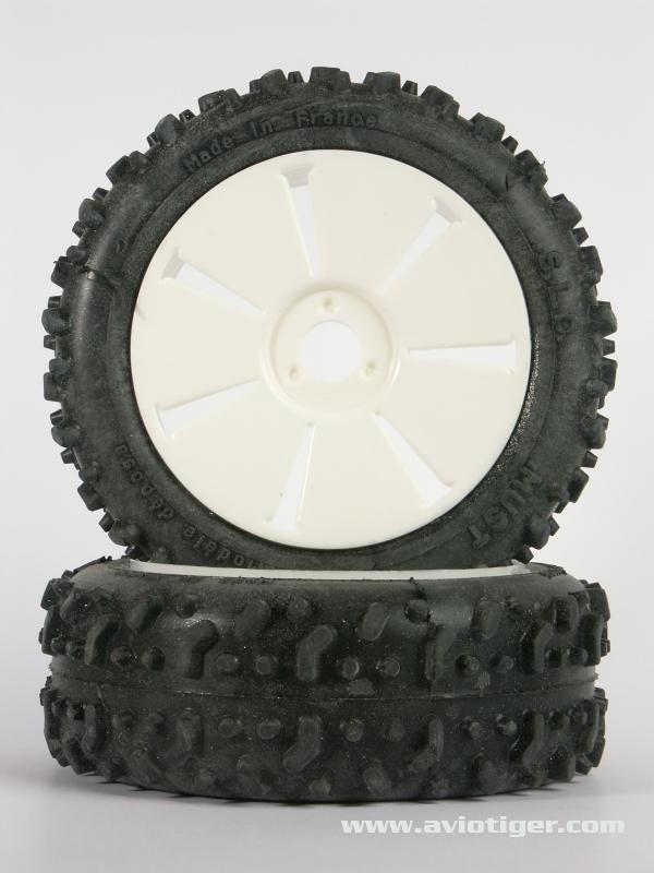 pneu must 1 - 8 colles avio racing 41000816 syracom modelisme voitures radiocommandées eslettes rouen haute normandie