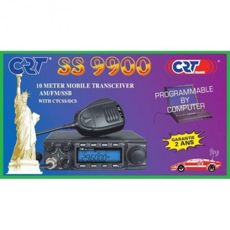 POSTE CIBI CRT SS9900  SYRACOM MODELISME RADIOCOMMUNICATION ESLETTES ROUEN  NORMANDIE