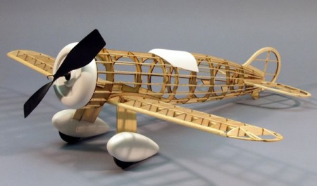 MAQUETTE AVION GILMORE RED LION RACER DUMAS ARICRAFT FLYING MODEL 402  KIT SYRACOM MODELISME ESLETTES ROUEN NORMANDIE