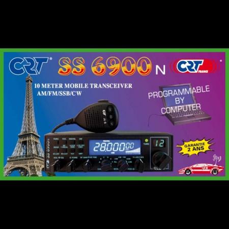 POSTE CIBI CRT SS6900N  SYRACOM MODELISME RADIOCOMMUNICATION ESLETTES ROUEN NORMANDIE
