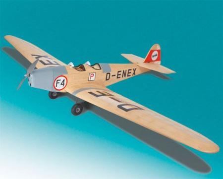 avion kit a construire klemm L25 Lasercut S02310280 Krick syracom modelisme eslettes rouen normandie