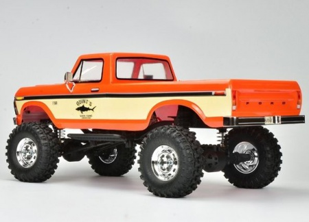 crawler sca-1e ford cari orange 778689 imodel syracom modelisme eslettes rouen normandie