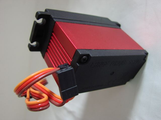 SYRACOM SERVO HD1235MG 40KG 0.18 SECONDES