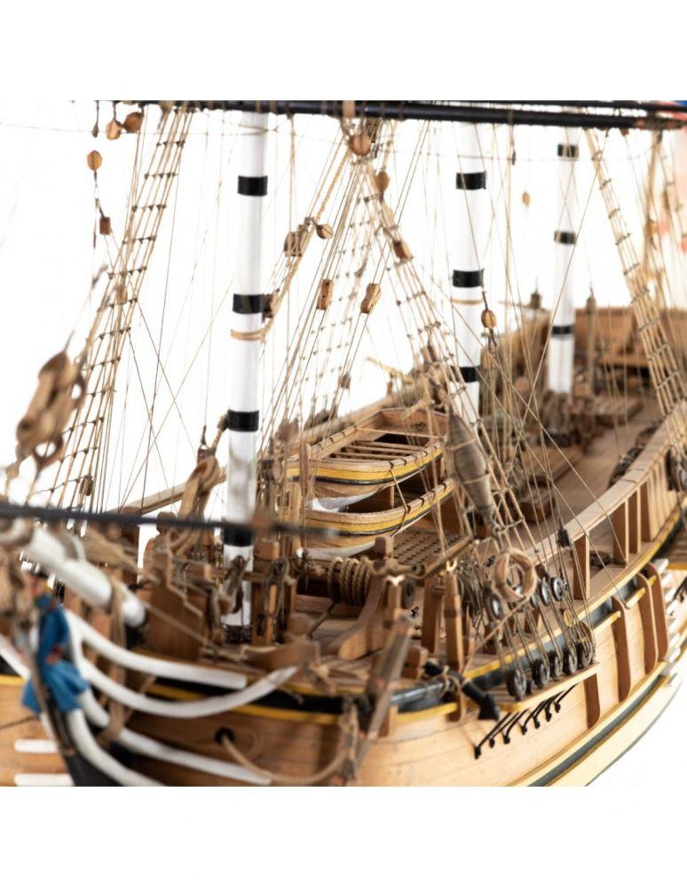 VOILIER HMS BOUNTY SCATOLA AMATI SYRACOM MODELISME ESLETTES ROUEN NORMANDIE