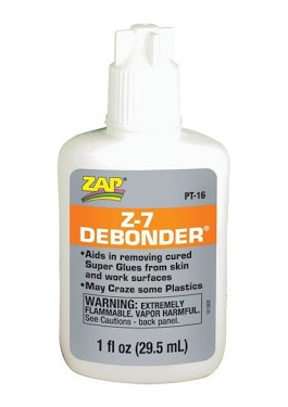 DEBONDER Z-7 DISSOLVANT