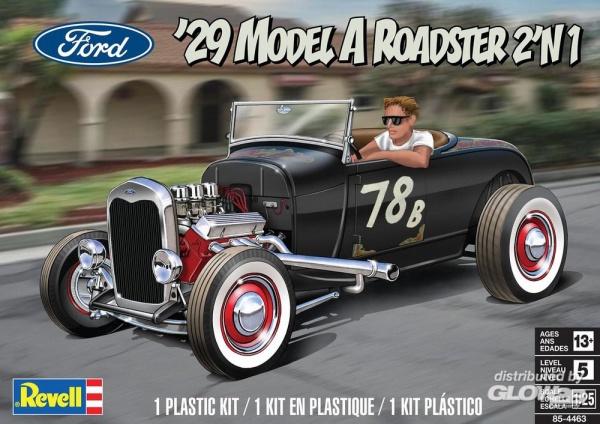 FORD 29 MODEL ROADSTER