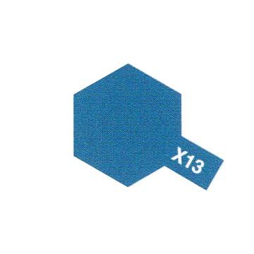 METALLIC BLUE X13