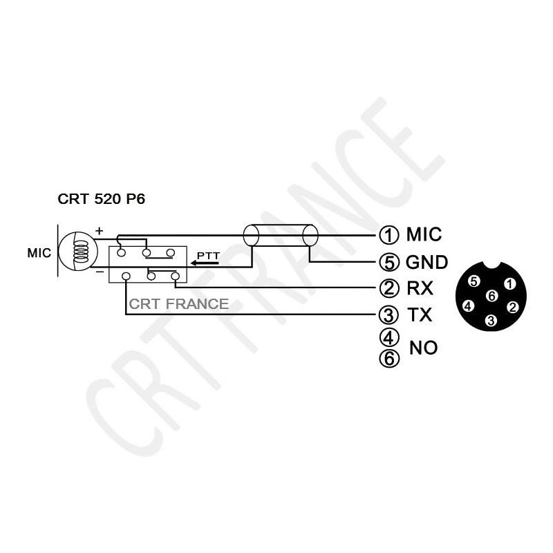 MICRO STANDARD 520-P6