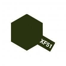 PEINTURE  XF51 kaki