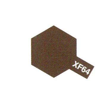 PEINTURE XF64 red brown