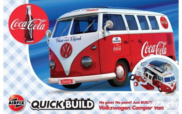 QUICK BUILD COCA-COLA