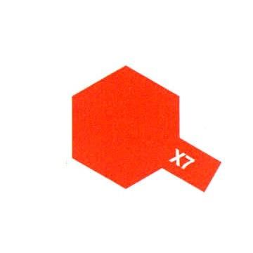 ROUGE BRILLANT X7