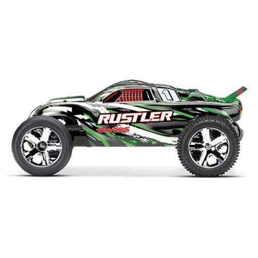 RUSTLER 4X4 BRUSHED