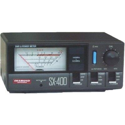 SX 400 TOS VHF UHF